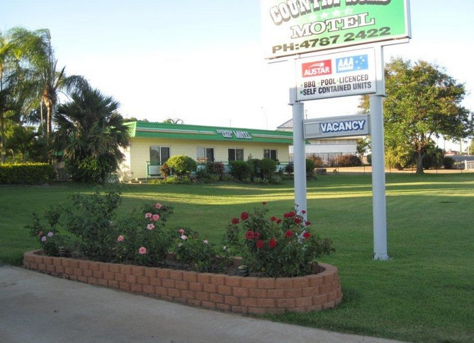 Country Road Motel - Accommodation Noosa