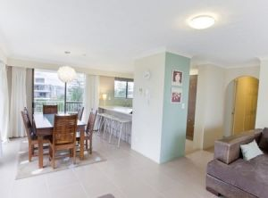Capricornia Apartments - Accommodation Noosa