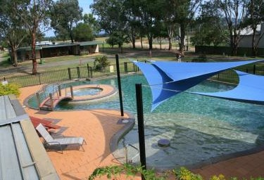 Valley Vineyard Tourist Park - Accommodation Noosa