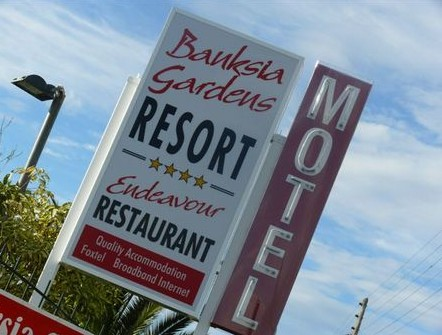 Banksia Gardens Resort Motel - Accommodation Noosa