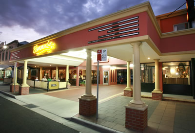 The Commodore Motor Inn - Accommodation Noosa