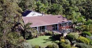 Hillside Bed  Breakfast - Accommodation Noosa