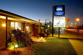 Best Western Pevensey Motor Lodge - Accommodation Noosa