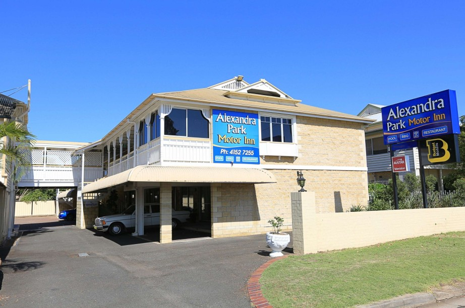 Alexandra Park Motor Inn - Accommodation Noosa