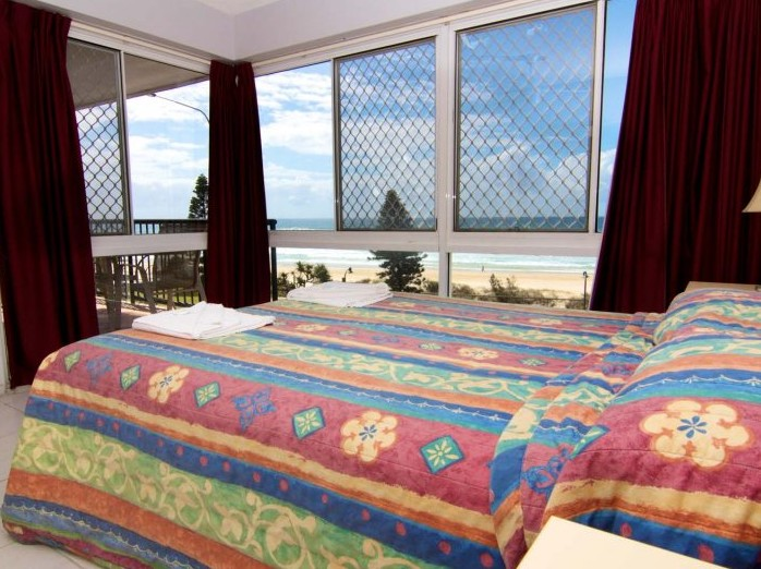 Beach Lodge Apartments - Accommodation Noosa