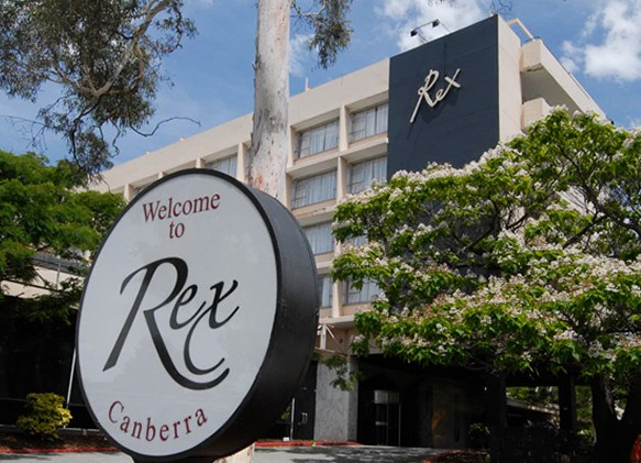 Canberra Rex Hotel - Accommodation Noosa