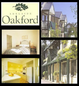 Adelaide Oakford Apartments - Accommodation Noosa