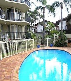 Bayview Beach Holiday Apartments - Accommodation Noosa