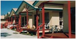 Dolphin Sands Holiday Cabins - Accommodation Noosa