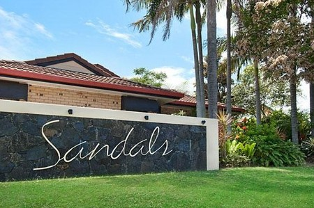 Sandals - Accommodation Noosa