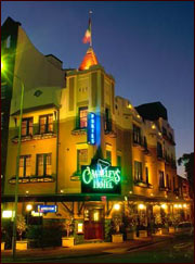 O'Malleys Hotel - Accommodation Noosa