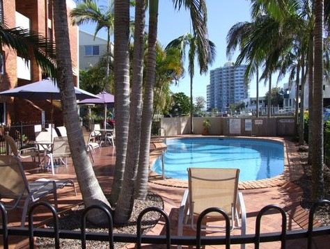 Joanne Apartments - Accommodation Noosa