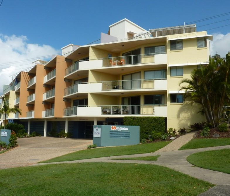 Kings Bay Apartments - Accommodation Noosa