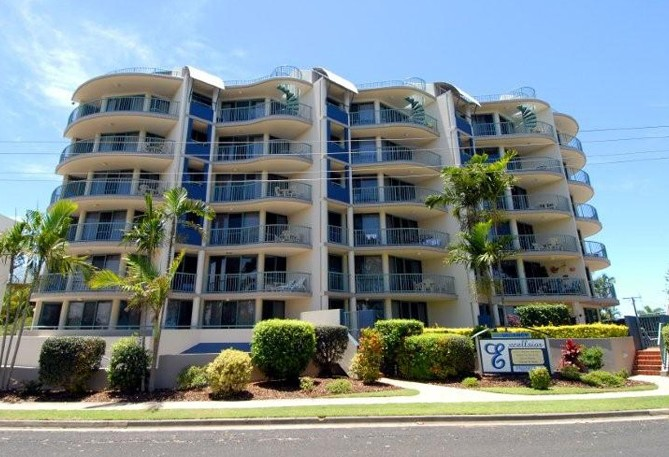 Excellsior Holiday Apartments - Accommodation Noosa