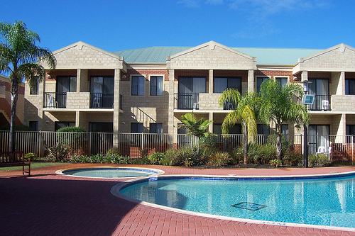 Country Comfort Inter City Perth Hotel & Apartments