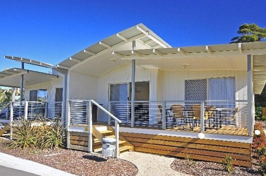 BIG4 Easts Beach Holiday Park - Accommodation Noosa