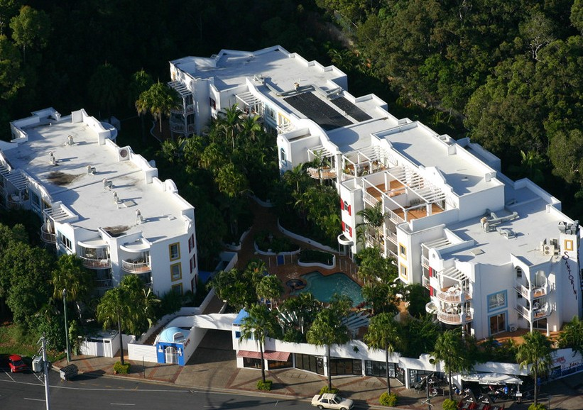 Santorini By The Sea - Accommodation Noosa