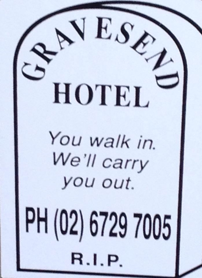 Gravesend Hotel - Accommodation Noosa