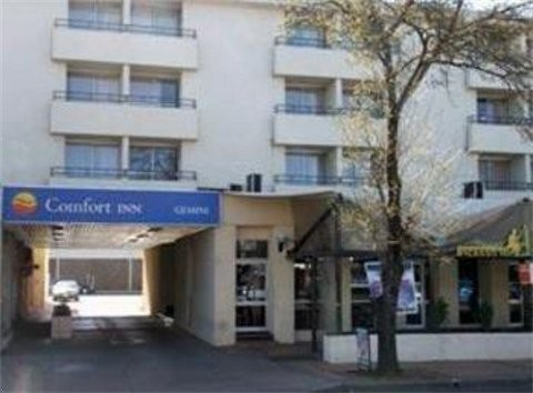 Comfort Inn Gemini Motel - Accommodation Noosa
