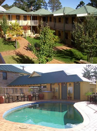 Pioneer Motel Kangaroo Valley - Accommodation Noosa