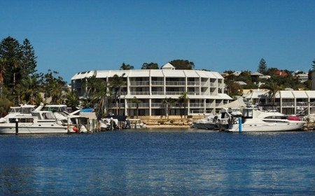 Pier 21 Apartment Hotel - Accommodation Noosa