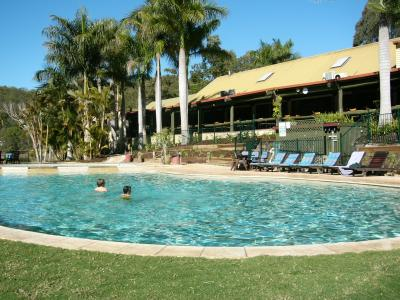 Cedar Lake Country Resort - Accommodation Noosa
