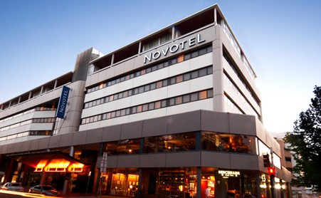 Novotel Canberra - Accommodation Noosa