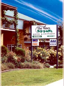 The Vines - Accommodation Noosa