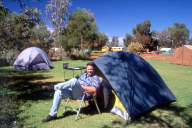 Voyages Ayers Rock Camp Ground - Accommodation Noosa