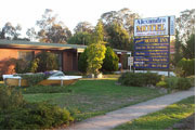 Alexandra Motel and Motor Inn - Accommodation Noosa