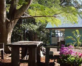 Pines On The Plateau Luxury Lodges - Accommodation Noosa