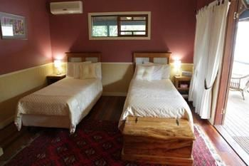 Eumundi Gridley Homestead BampB - Accommodation Noosa