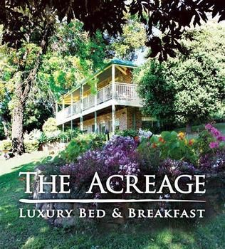 The Acreage BampB - Accommodation Noosa