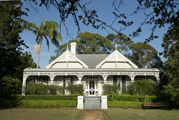 The Villa - Country House Retreat - Accommodation Noosa