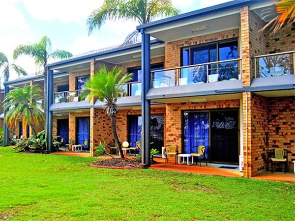 Bribie Waterways Motel - Accommodation Noosa