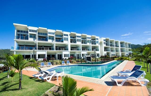 Beachside at Magnetic Harbour - Accommodation Noosa