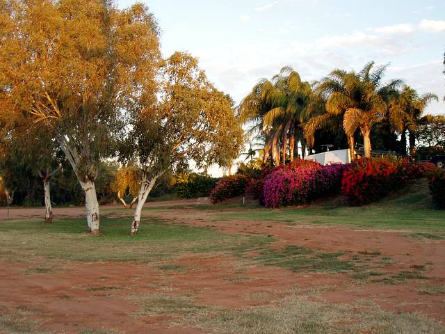 Carnarvon Capricorn Holiday Park