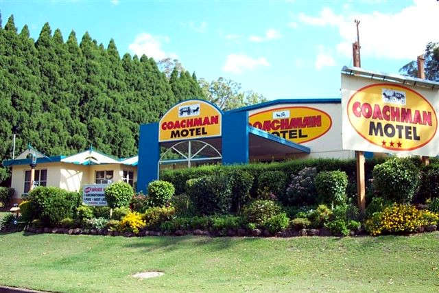 Coachman Motel - Accommodation Noosa