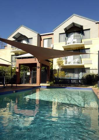 Darby Park Serviced Residences Subiaco