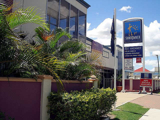 Sundowner Rockhampton Motel - Accommodation Noosa