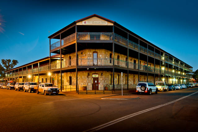 The Esplanade Hotel Port Hedland - Accommodation Noosa