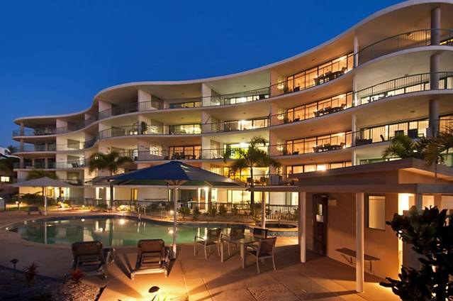 The Norfolks on Moffat Beach - Accommodation Noosa