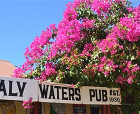 Daly Waters Historic Pub - Accommodation Noosa
