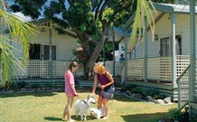Paradise Palms Caravan Park - Accommodation Noosa