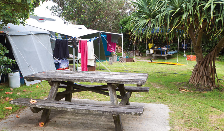 Sandon River campground - Accommodation Noosa