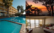 Beachcomber Hotel and Conference Centre - Toukley - Accommodation Noosa