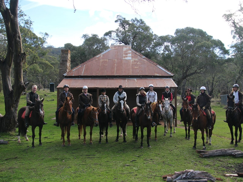 Reynella Homestead and Horseback Rides - Accommodation Noosa