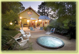 Mooloolah Valley Holiday Houses - Accommodation Noosa
