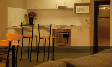 Pavilion On Northbourne Hotel  Serviced Apartments - Accommodation Noosa