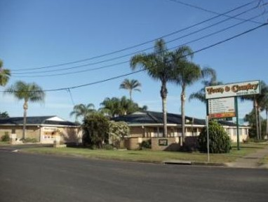 Town and Country Motor Inn Tamworth - Accommodation Noosa